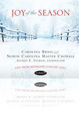 Carolina Brass: Joy of the Season
