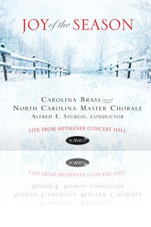 Carolina Brass: Joy of the Season